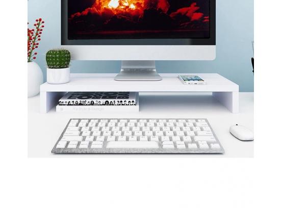 Подставка для монитора ZEUS Трек, белый