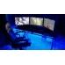 Фоновая LED-подсветка ZEUS, с пультом управления, 1 метр, Водостойкая