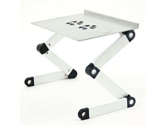 Столик для ноутбука UFT Light Fan silver