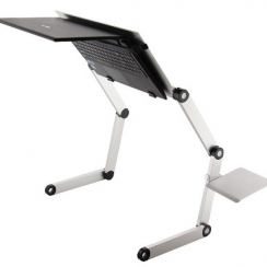 Столик для ноутбука UFT eXperience silver
