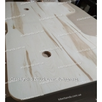 Геймерский игровой стол ZEUS™ IGROK-3, фьердленд/белый