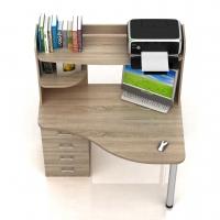 Стол Piano Comfy-Home, дуб сонома