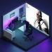 Фотообои для геймерской комнаты, Hitman, 184x254