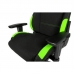 Кресло геймерское Akracing K701A-1 black&green