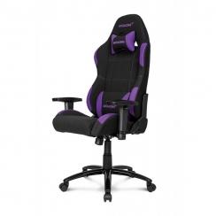 Кресло геймерское Akracing K701A-1 black & purpure