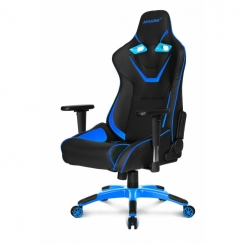 Кресло геймерское Akracing ProX CP-BP black&blue