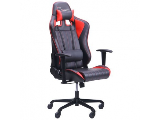 Кресло VR Racer BN-W0107B черный/красный