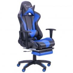 Кресло VR Racer BN-W0109A черный/синий