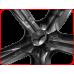 Кресло для геймеров DXRACER CLASSIC OH/CA120/N +подножка(чёрное) Vinil кожа, Al основа