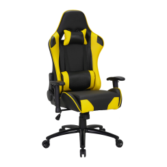 Кресло для геймеров HATOR Active (HTC-903) Black/Yellow
