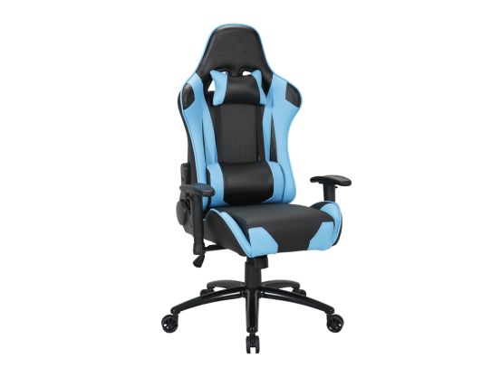 Кресло для геймеров HATOR Active (HTC-904) Blue/Carbon