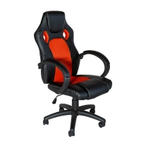 Геймерское кресло ZEUS™ Daytona, черно-красный