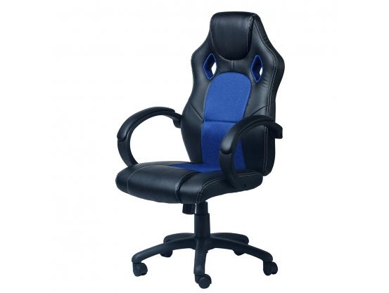 Геймерское кресло ZEUS™ Miscolc, черно-синий