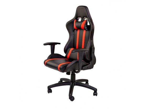 Геймерское кресло ZEUS™ Zebra, черно-красный