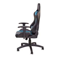 Геймерское кресло ZEUS™ Zebra, черно-синий