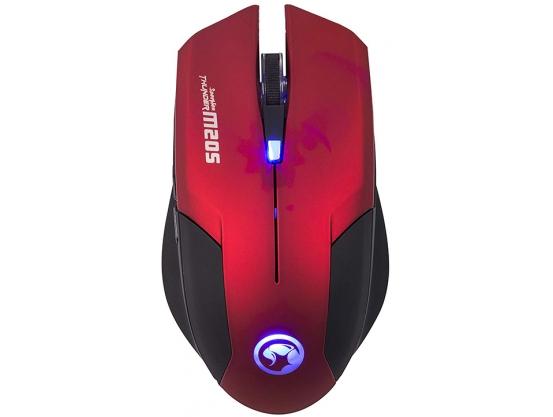 Компьютерная мышь Marvo M205RD Red