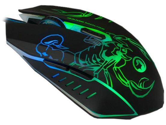 Компьютерная мышь Marvo M316 Black