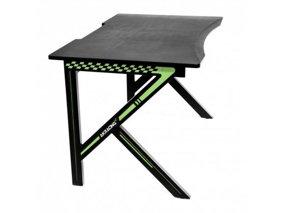 Стол геймерский Akracing black&green
