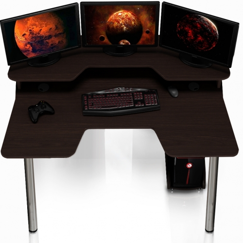 Геймерский игровой стол ZEUS™ IGROK-5