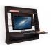 Геймерский навесной стол  ZEUS IGROK-MAX, венге/венге