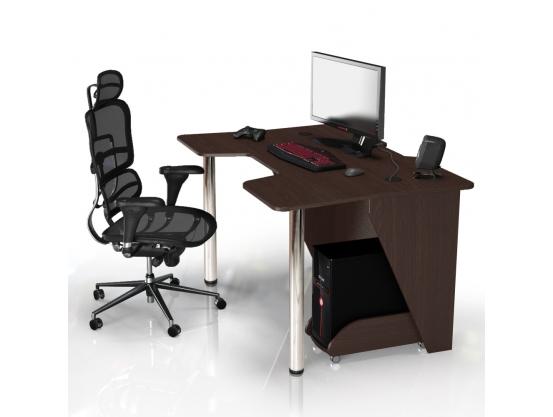 Геймерский игровой стол ZEUS IGROK-3 Венге