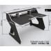 Геймерский игровой стол IGROK-TIM, черный/зеленый  ZEUS™