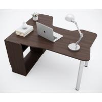 Геймерский угловой стол IGROK-TOR, орех ZEUS™