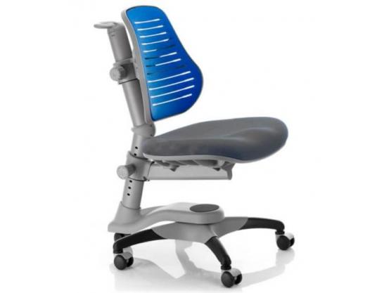 Кресло-трансформер MACARON, синие-серое