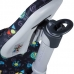 Кресло-трансформер ROYCE KINDER , grey ladybug