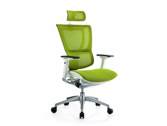 КРЕСЛО COMFORT SEATING MIRUS-IOO (IOO-WA-MDHAM) ЗЕЛЕНОЕ . Кресла премиум класса по доступным ценам. ➦  Гарантия качества.  ☑Бесплатная доставка. .