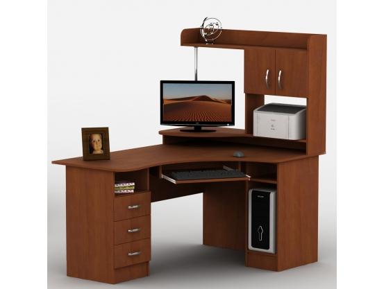 Компьютерный стол Тиса-23 Яблоня локарно