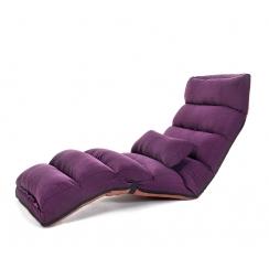 Кресло-трансформер Comfy-Home™ Лаунж, фиолетовый