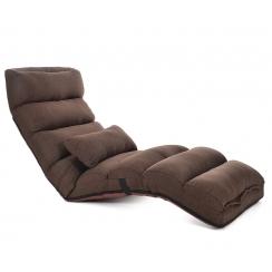 Кресло-трансформер Comfy-Home™ Лаунж, коричневый
