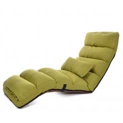 Кресло-трансформер Comfy-Home™ Лаунж, зеленый